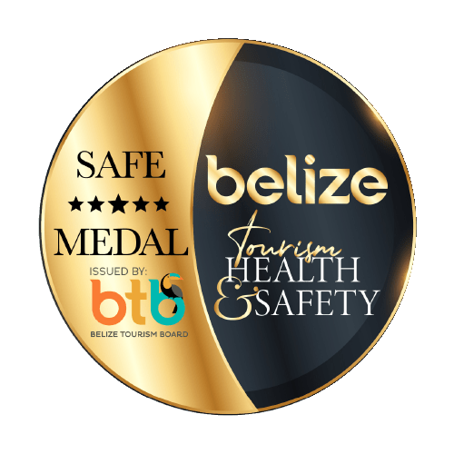 Logo Gold Seal Belize